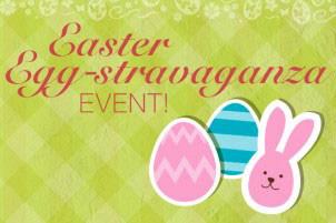 the furlong Ringwood easter egg-stravaganza