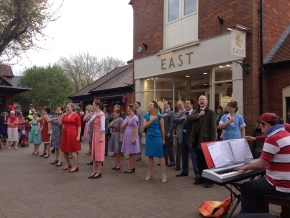 Fanfare for Spring Ringwood