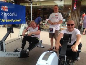 Waitrose Ringwood Rowing Challenge