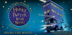 Harry Potter Book Night Waterstones