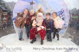Snow Globe Santa Experience